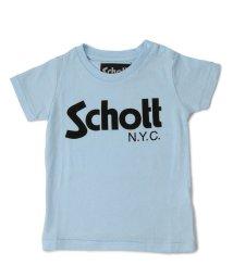 Schott/【KIDS】SCHOTT/ショット/LOGO T-SHIRT/キッズ ロゴT-シャツ/501432710