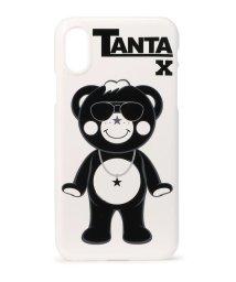 RoyalFlash/TANTA/タンタ/I PHONE Xケース/WHITE/501433696