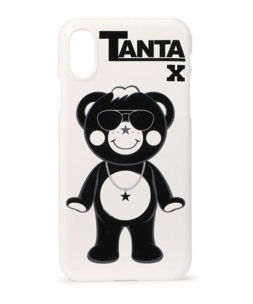 RoyalFlash(ロイヤルフラッシュ)/TANTA/タンタ/I PHONE Xケース/WHITE/1027186002-80