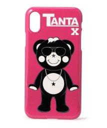 RoyalFlash/TANTA/タンタ/I PHONE Xケース/PINK/501433698