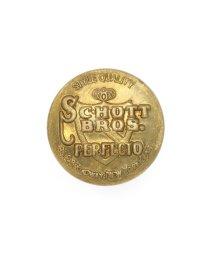 Schott/Schott/ショット/ROUND BTTN PINS/ボタン ピンズ/501433824