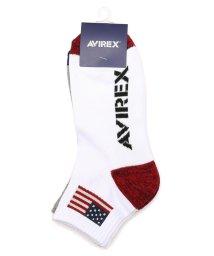 AVIREX/AVIREX/アヴィレックス/ショート ソックス 星条旗/SHORT SOCKS/501434091