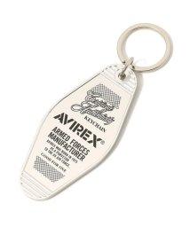 AVIREX/AVIREX/アヴィレックス/ アルミホテル キーホルダー/501434095
