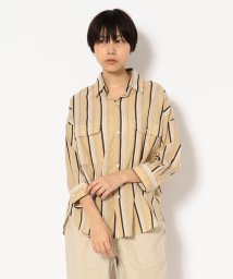 BEAVER/MANASTASH/マナスタッシュ 別注WS WIDE SHIRT/501435177