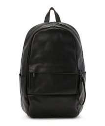RoyalFlash/PATRICK STEPHAN/パトリックステファン/Leather backpack 'round double F'/501435217