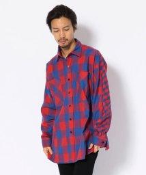 LHP/DankeSchon/ダンケシェーン/マサラチェックシャツ/501435940