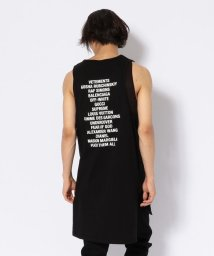 LHP/MASTER NUMBER/マスターナンバー/BULLY SLEEVELESS T-SHIRTS/501436070
