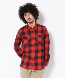Schott/Schott/ショット/OLD PLAID WORK SHIRT/オールド チェック ワークシャツ <br>/501436367