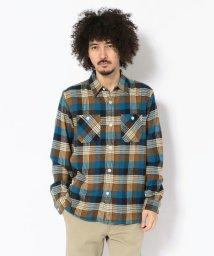Schott/Schott/ショット/OLD PLAID WORK SHIRT/オールド チェック ワークシャツ/501436368