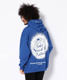 LHP/KaneZ/ケインズ/MAKE AND PROTECT PULL HOODIE/501436388