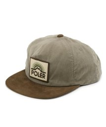 BEAVER/POLeR OUTDOOR STUFF/ポーラーアウトドアスタッフ RAINBOW CORDY CAP/501436450