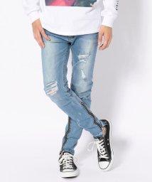 LHP/DankeSchon/ダンケシェーン/Side Zip Skinny Pants/501436557