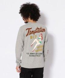 AVIREX/AVIREX/アヴィレックス/ピンナップガール Tシャツ/PINUP GIRL T-SHIRT TEMPTATION<br>/501436597