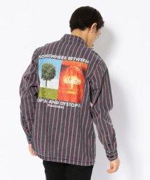 LHP/PLEASURES/プレジャーズ/GasStation ButtonUpShirts/501436692