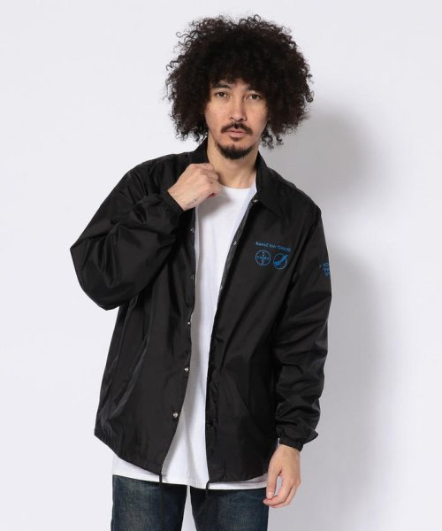 LHP(エルエイチピー)/Kanez/ケインズ/SEARCH DESTROY COACH JACKET/4099183005-60