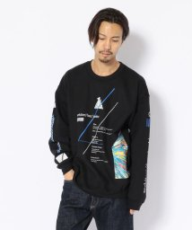 LHP/A4A/エーフォーエー/LITE SWEAT SHIRTS/501437057