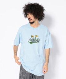 LHP/COME SUNDOWN/カムサンダウン/CHAOS S/S Tシャツ/501437189