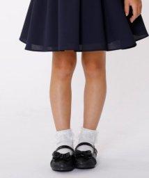 KUMIKYOKU KIDS/【KIDS雑貨】グリッターバレエシューズ (17~21cm)/501437482