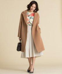 JIYU-KU /WASHABLE WOOL スカート/501437484