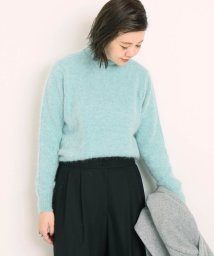 journal standard  L'essage /Blush アンゴラクルーニット◆/501438355