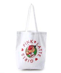 PINK-latte/【広島東洋カープ】トートバック/501364766