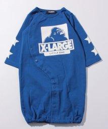 XLARGE KIDS/袖星プリントOGゴリラ2WAYオール/501419206