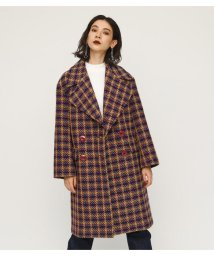 SLY/DOMMY CHECK COAT/501438664