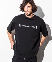PUERTA DEL SOL/PUERTA DEL SOL(プエルタデルソル) フロントロゴTシャツ/501439058