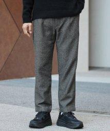 JOURNAL STANDARD relume Men's/British wool フラノワイドパンツ/501440223