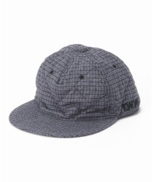 417 EDIFICE/Traditional Weatherwear / トラディショナル ウェザーウェア QUILTED CAP CHECK/501440835
