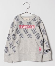 HEAD ROCK/総柄トレーナー/501416538