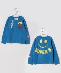 SUPERFIVE/スマイルマークトレーナー/501416551