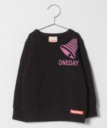 ONEDAY/プリントトレーナー/501416562