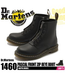 DR.MARTENS/1460 パスカル フロント ジップ 8ホール ブーツ/501417302