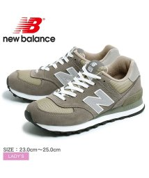 NEW BALANCE/NEW  BALANCE スニーカー W574GS/501424315