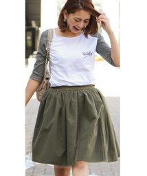 Sweet&Sheep/ラグラン ポイントロゴ Tシャツ/501261223