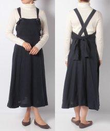 Re.Verofonna/バックリボンジャンパースカート/501414664