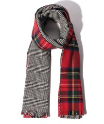Johnstons/【Johnstons】Double Faced Tartan/501422638