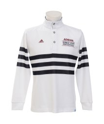 adidas/アディダス/メンズ/JP ADICROSS 3ストライプ L/S ボタンモックシャツ/501442226
