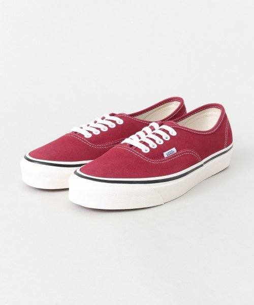 URBAN RESEARCH Sonny Label(アーバンリサーチサニーレーベル)/VANS UA AUTHENTIC 44 DX/VN0A38ENUL2-SM