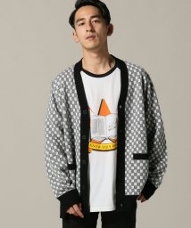 JOINT WORKS/OVADIASONS CHECK CARDIGAN/501442656