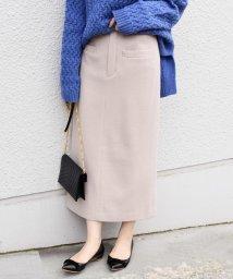 SHIPS WOMEN/ウールタイトスカート◇/501442743