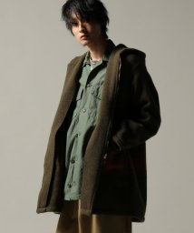 JOURNAL STANDARD/THE DRAWING ROOM / ザ ドローイングルーム : Warm coat blanket/501442746