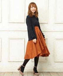 INGNI/【12/18 ヒルナンデスご紹介】ラップミディスカート/501368670