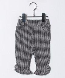 petit main/裾フリル七分丈パンツ/501409663