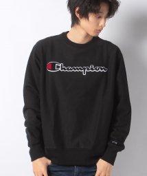 Champion/Champion チャンピオン Life Men's Reverse Weave Crew Chenille Script Logo/501410937