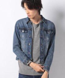 JNSJNM/【BLUE STANDARD】スリムGジャン/501414023