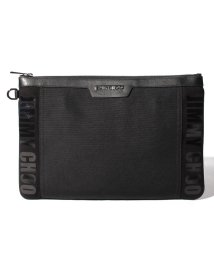 JIMMY CHOO/【JIMMYCHOO】クラッチバッグ JIMMY CHOO CANVAS/WOVEN NYLON/501422444