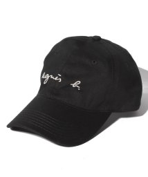agnes b. HOMME/GT47 CASQUETTE ロゴキャップ/501424299