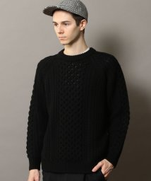 BEAUTY&YOUTH UNITED ARROWS/BY フィッシャーマン ニット/501444568